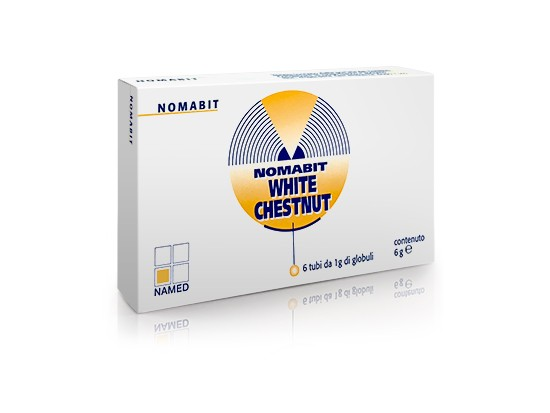 NOMABIT WHITE CHESTNUT GL 6G