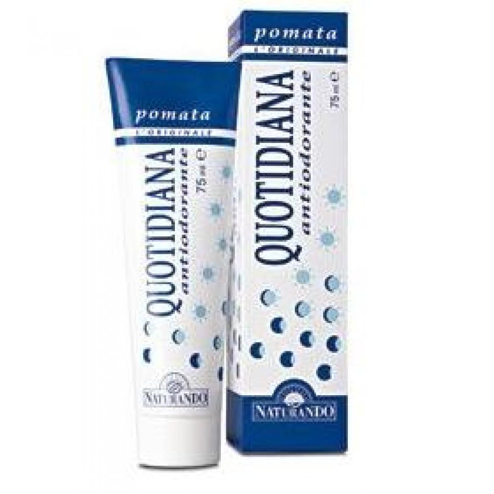 QUOTIDIANA ANTIODORANTE 75ML
