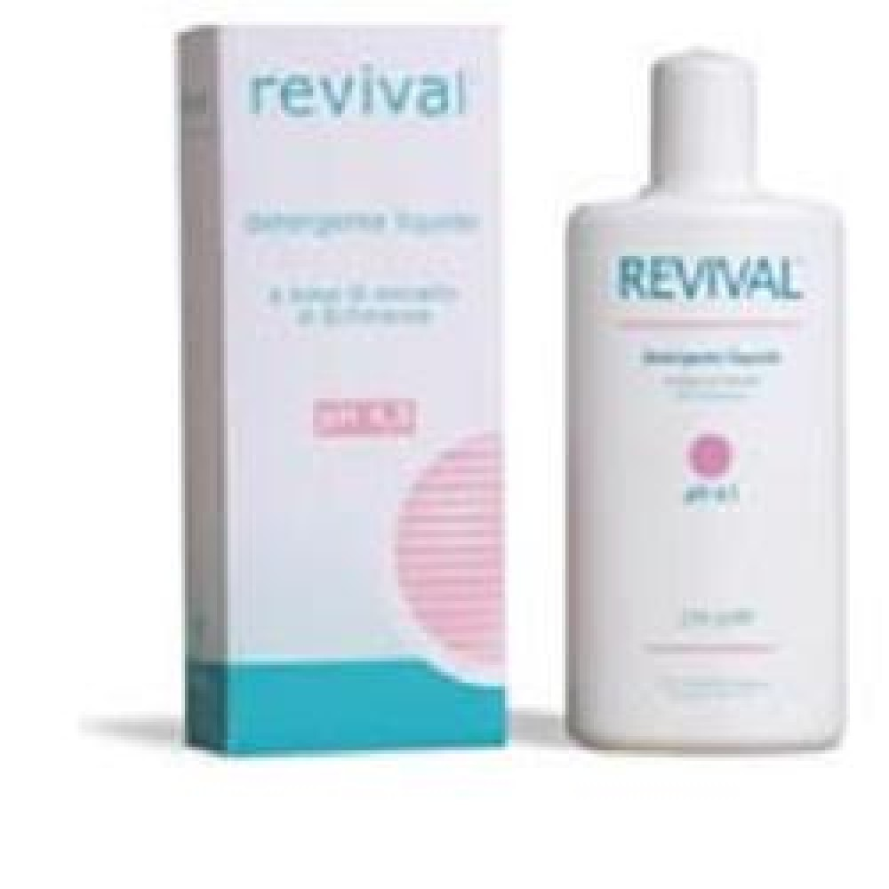 REVIVAL DETERGENTE PH 4,5 250ML