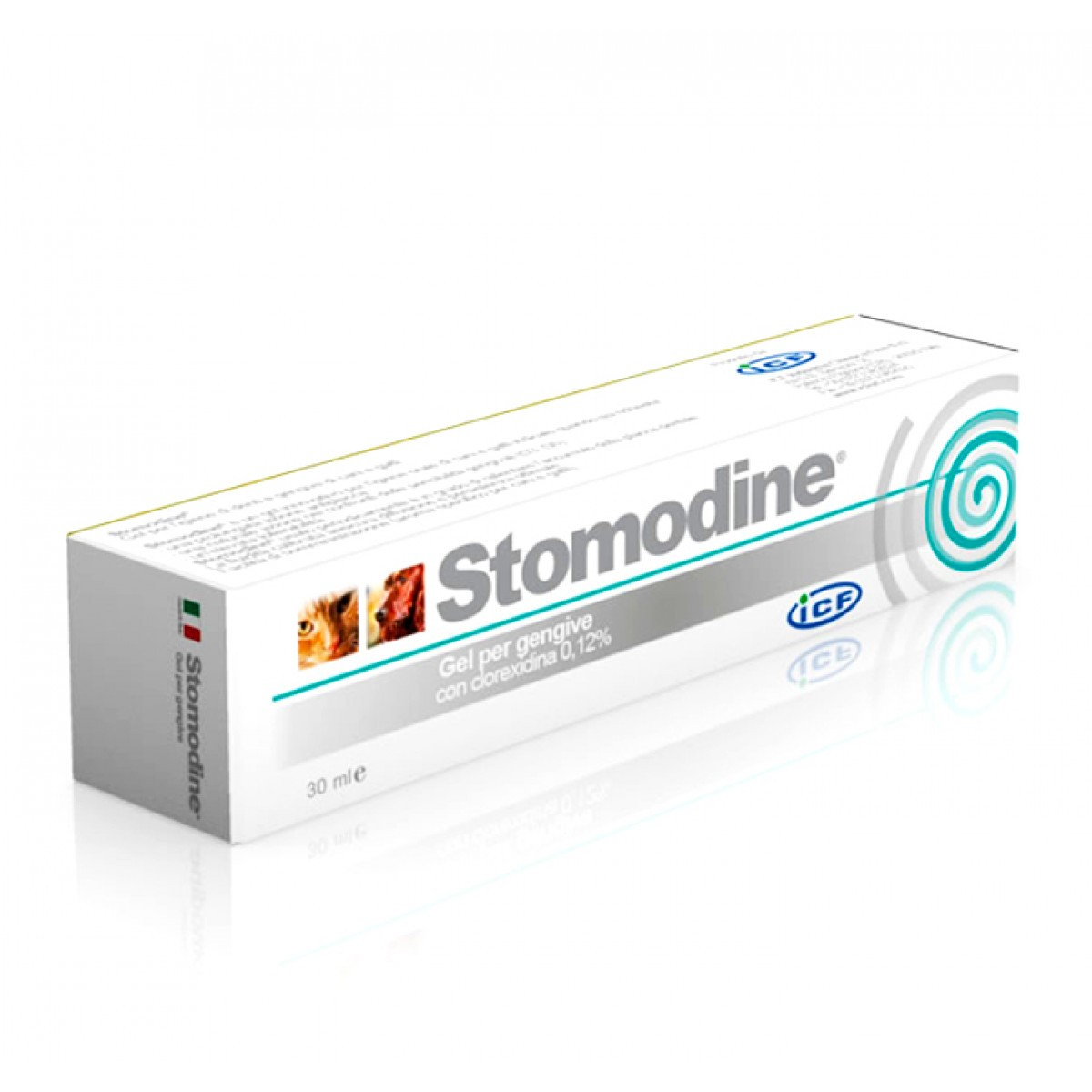 STOMODINE GEL GENG CANI 30ML