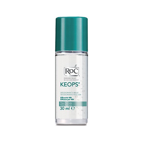 ROC KEOPS DEODORANTE ROLL ON S/ALC