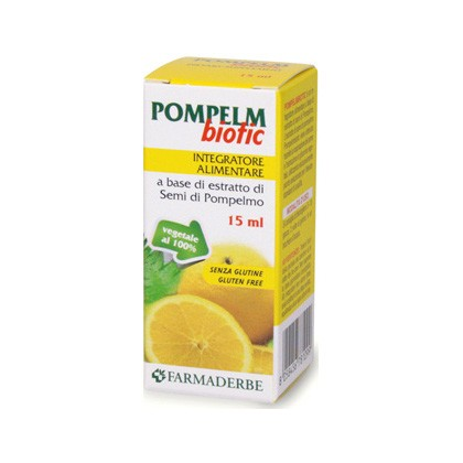POMPELMBIOTIC GOCCE 15ML