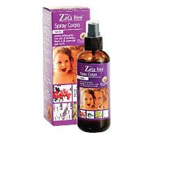 ZETA FREE SPRAY CORPO 100ML