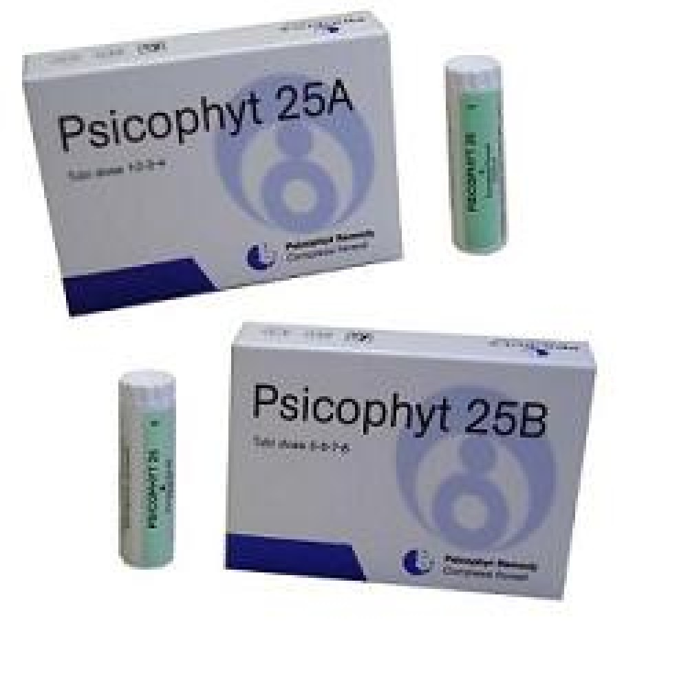 PSICOPHYT REMEDY 25A 4TUB 1,2G