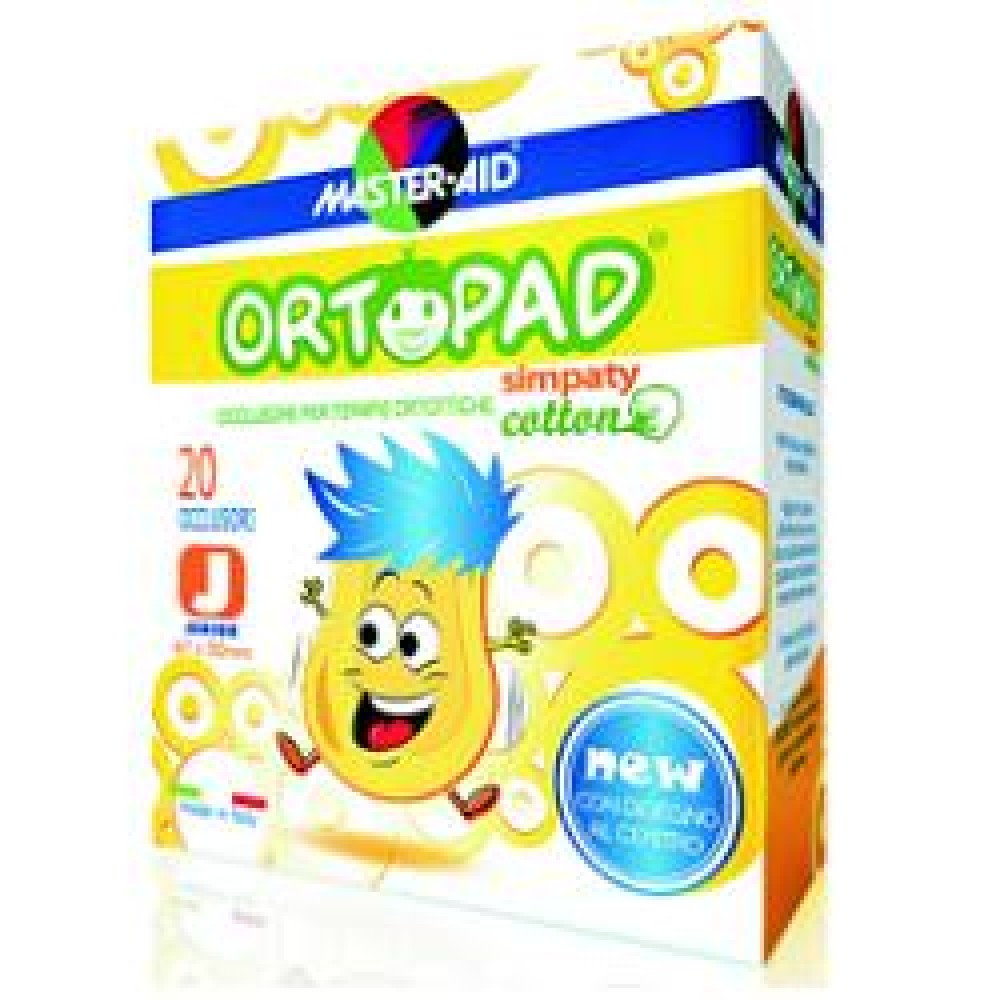 ORTOPAD SIMPATY CEROTTO JUNIOR 50P