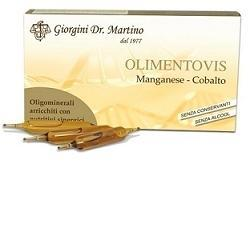 MANGANESE COBALTO OLIMENT 60ML