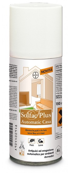 SOLFAC PLUS AUTOMATIC CASA