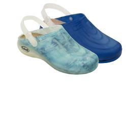 CLOGS MATRIX BLU 38