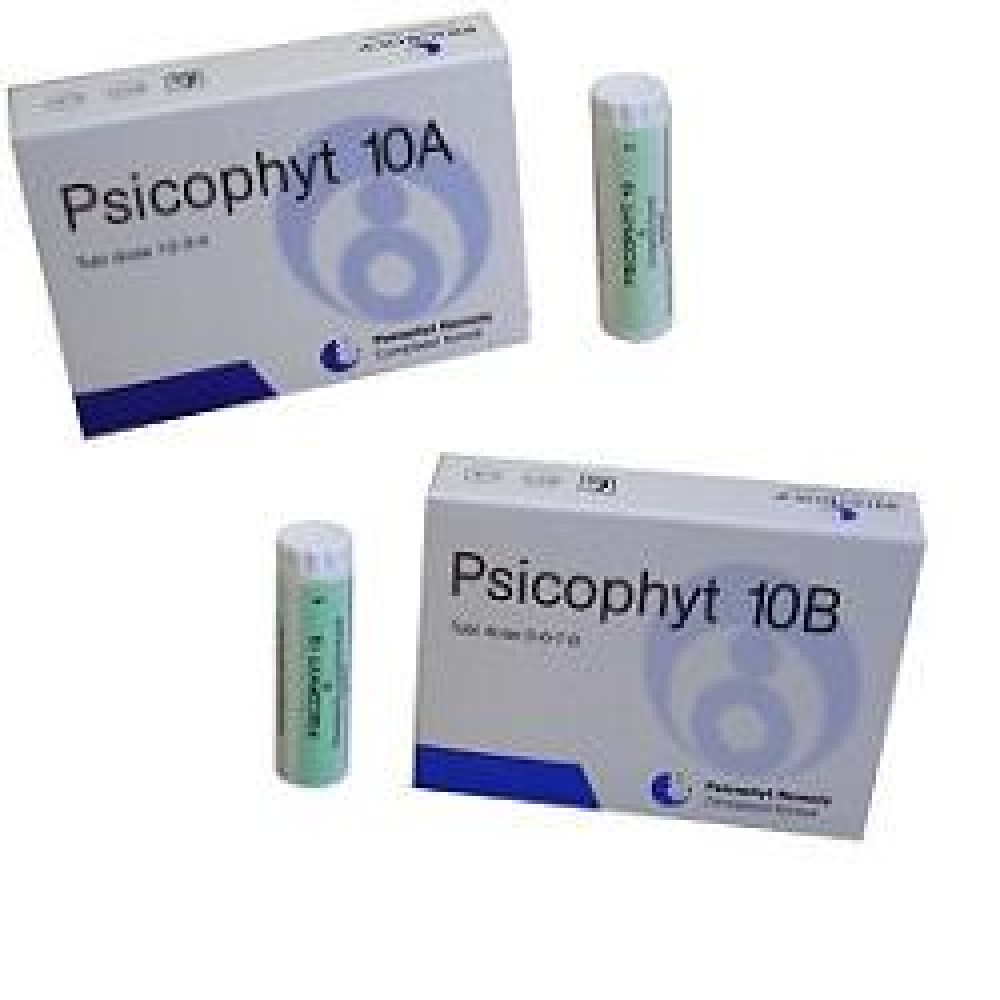 PSICOPHYT REMEDY 10B 4TUB 1,2G