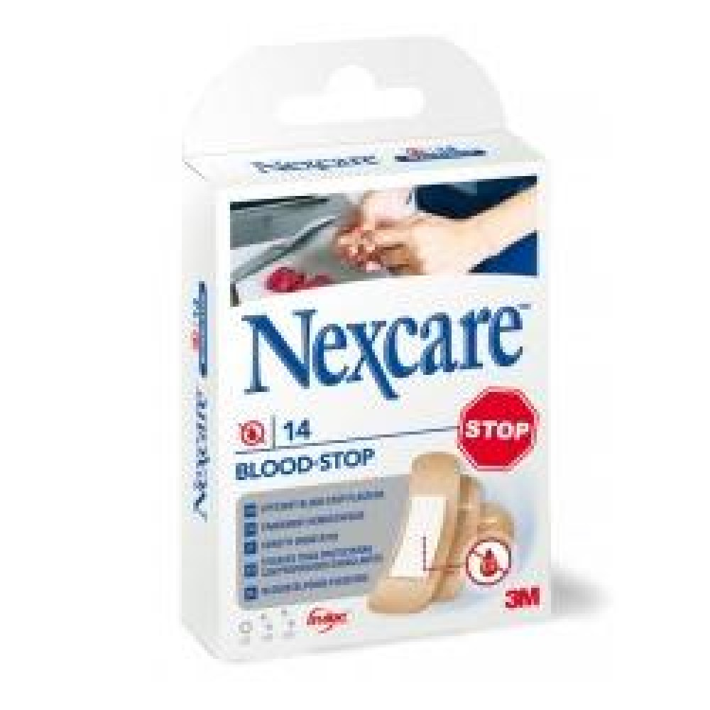 CEROTTO NEXCARE BLOOD STOP 14PZ