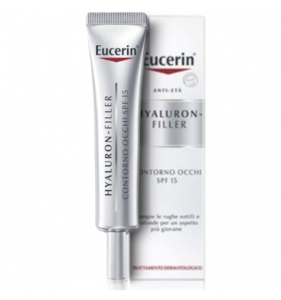 EUCERIN HYALURON-FILL EYE