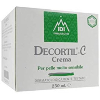 DECORTIL C CREMA 250ML