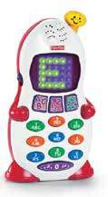 FISHER PRICE IL TELEFONINO
