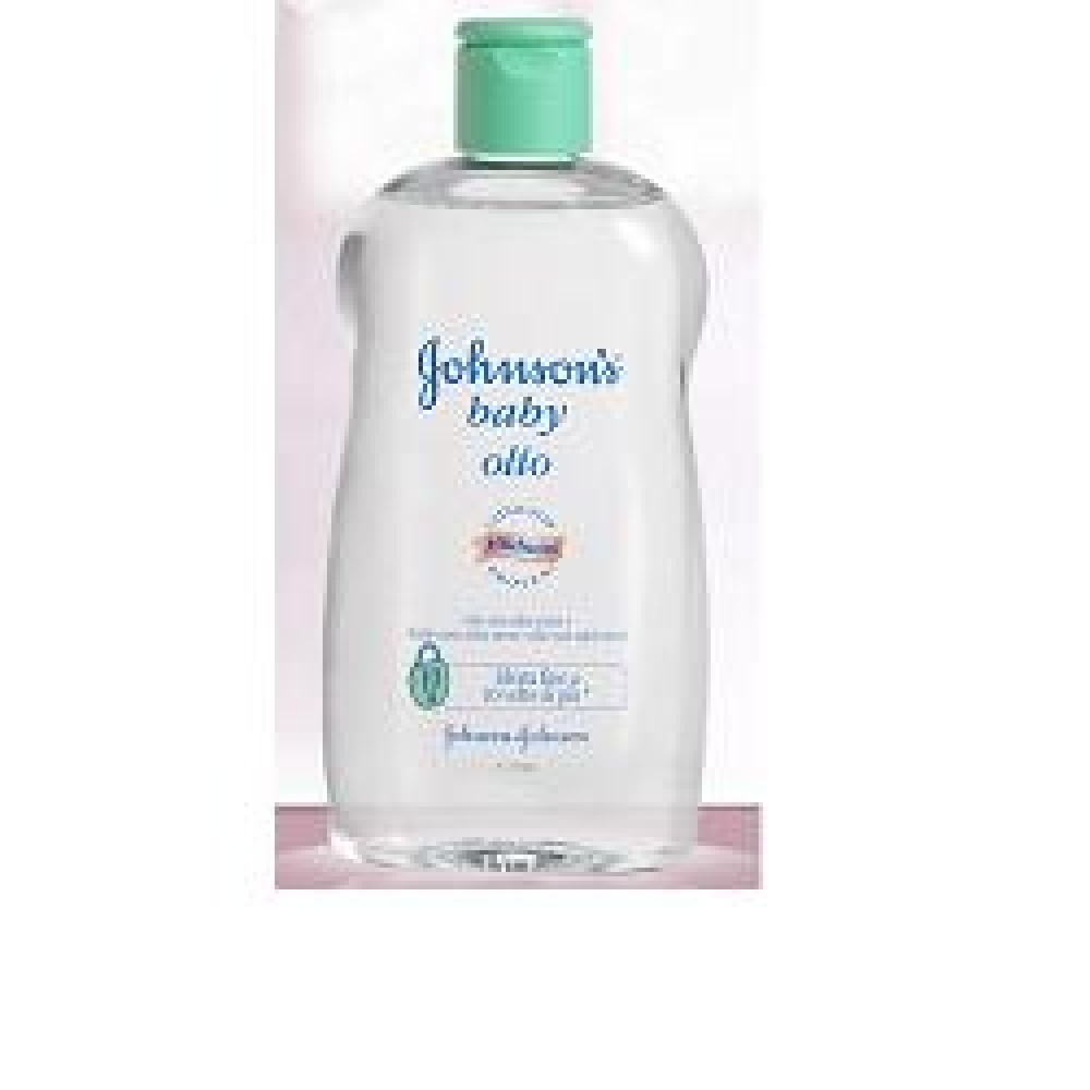 JOHNSONS BABY OLIO ALOE 300ML