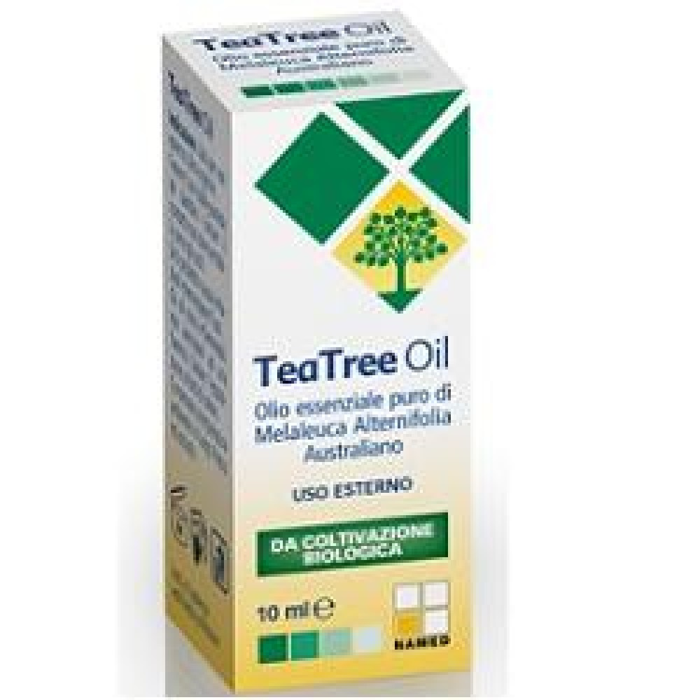 TEA TREE OLIO MELALEUCA 10ML