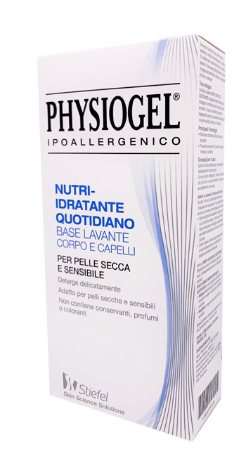 PHYSIOGEL BASE LAVANTE 250ML
