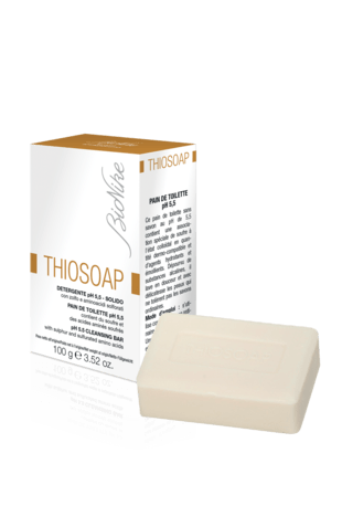 THIOSOAP PH5,5 DETERGENTE SOLIDO 100G