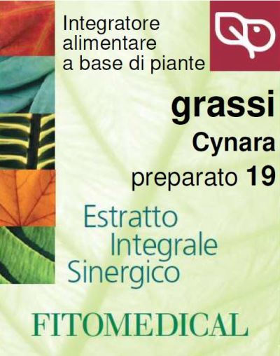 CYNARA EIS PREPARATO 19 60ML