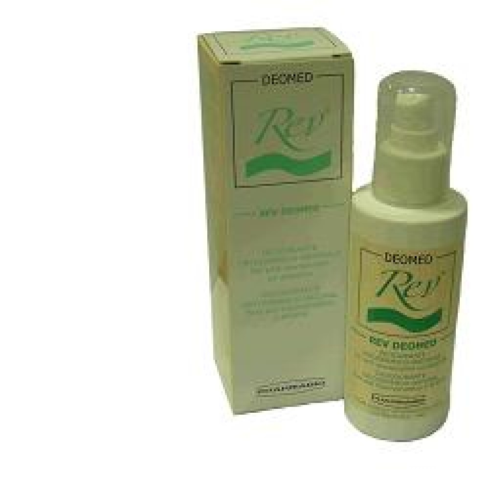 REV DEOMED DEODORANTE SPRAY LIQUIDO 125M