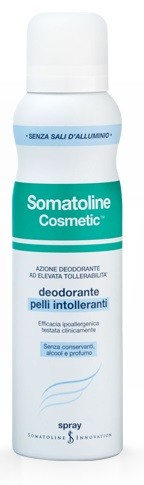 SOMAT C DEODORANTE PELLE INTO SPRAY 150ML
