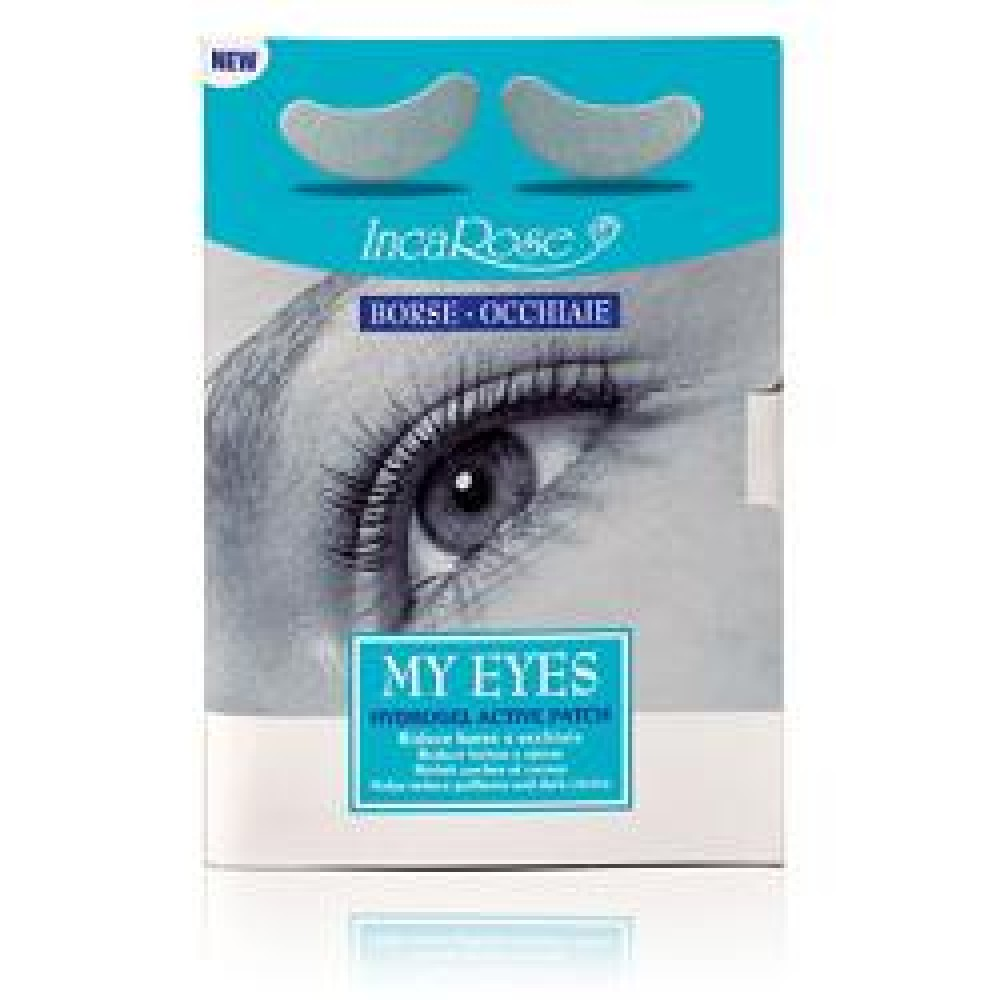 INCAROSE MY EYES CPX ACTIV PATCH