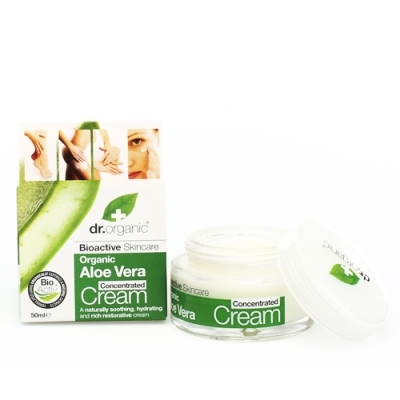DR ORGANIC ALOE DAY CREAM 50ML