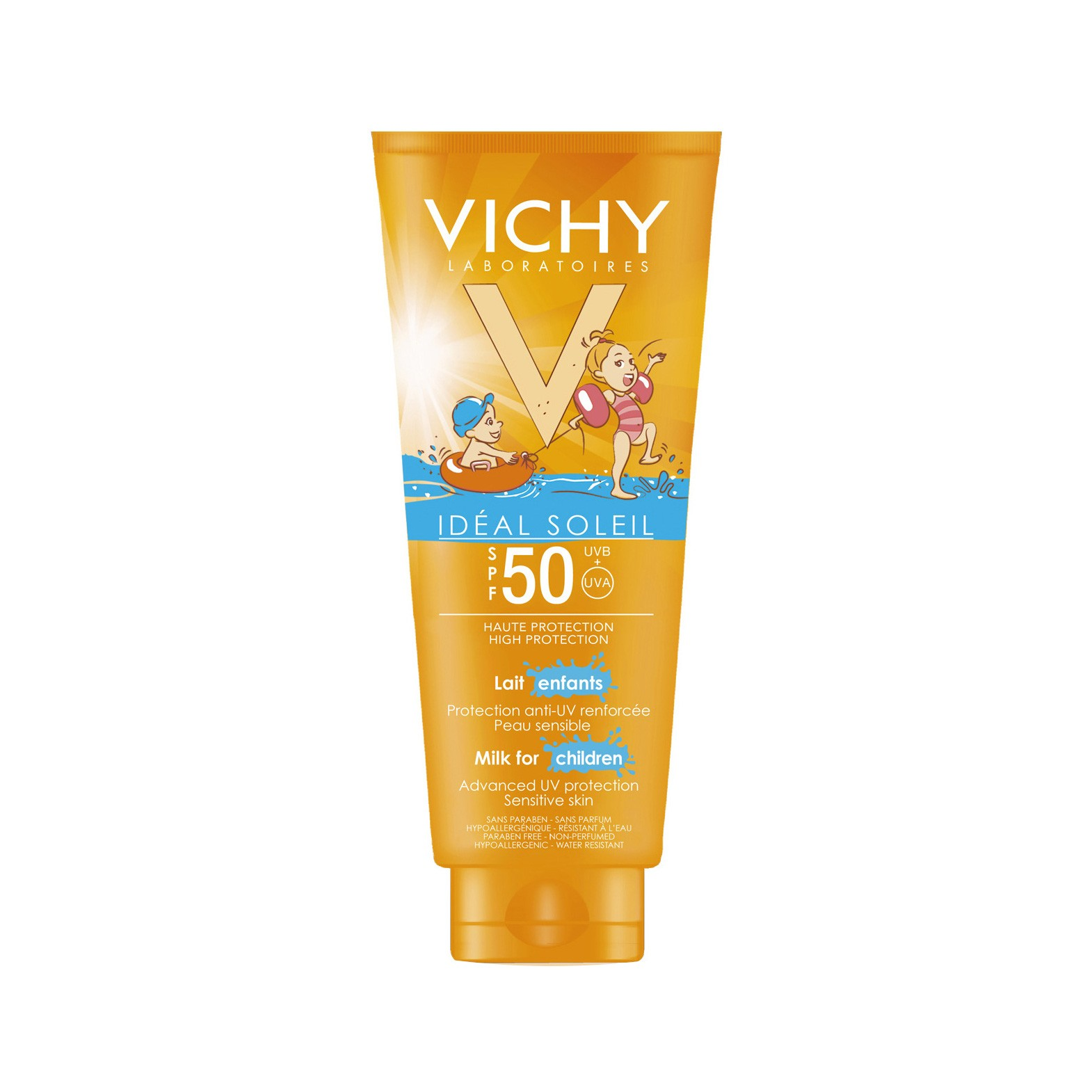 CAPITAL LATTE ENFANT SPF50