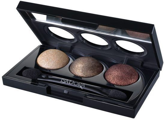 ISADORA EYE SHADOW TRIO 83