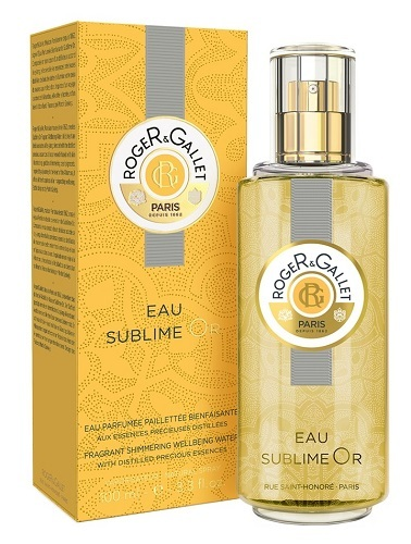 EAU SUBLIME OR 100ML