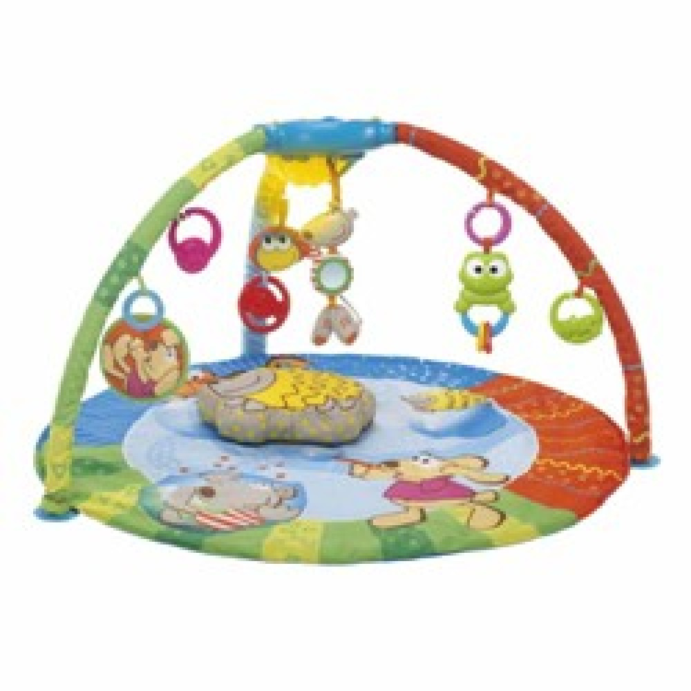 CHICCO GIOCO BUBBLE GYM