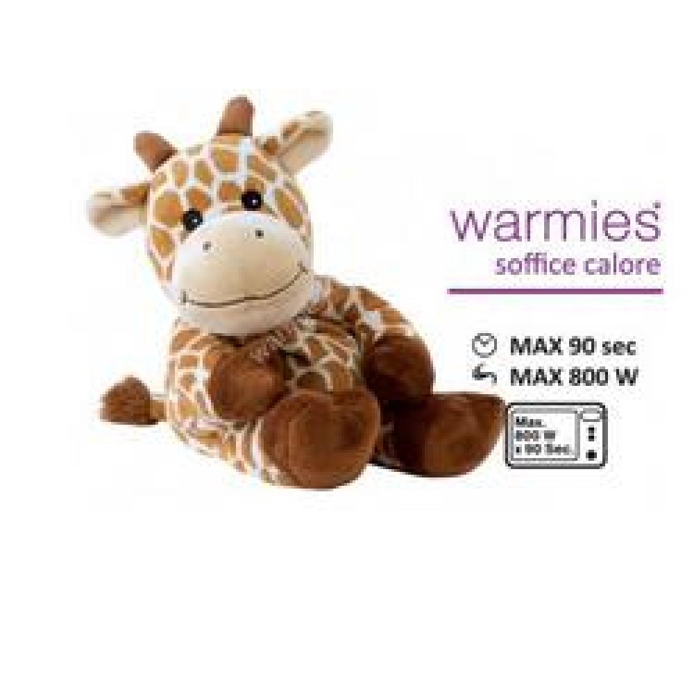 WARMIES PELUCHE TERM GIRA