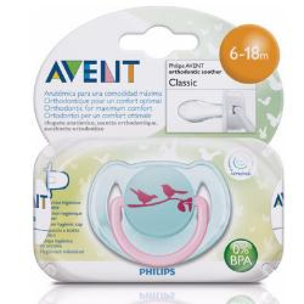 AVENT SUCCHIETTO DECOR F 6-18M