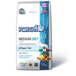 FORZA10 MEDIUM DIET PESCE CANE