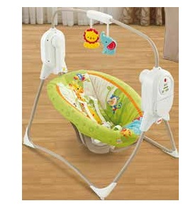 FISHER PRICE ALTALENA SAL/SPAZ
