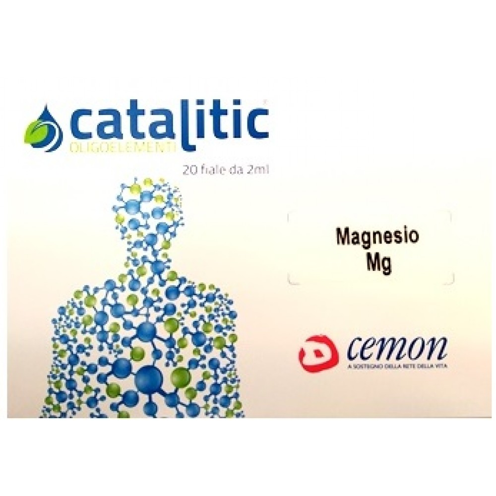 CATALITIC MG 20AMP
