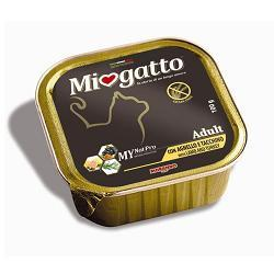 MIOGATTO ADULT AGN/TACCH 100G
