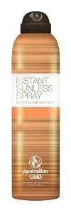 AUSTRALIAN GOLD INST SUN SPRAY