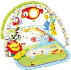 FISHER PRICE PALESTRINA FOREST