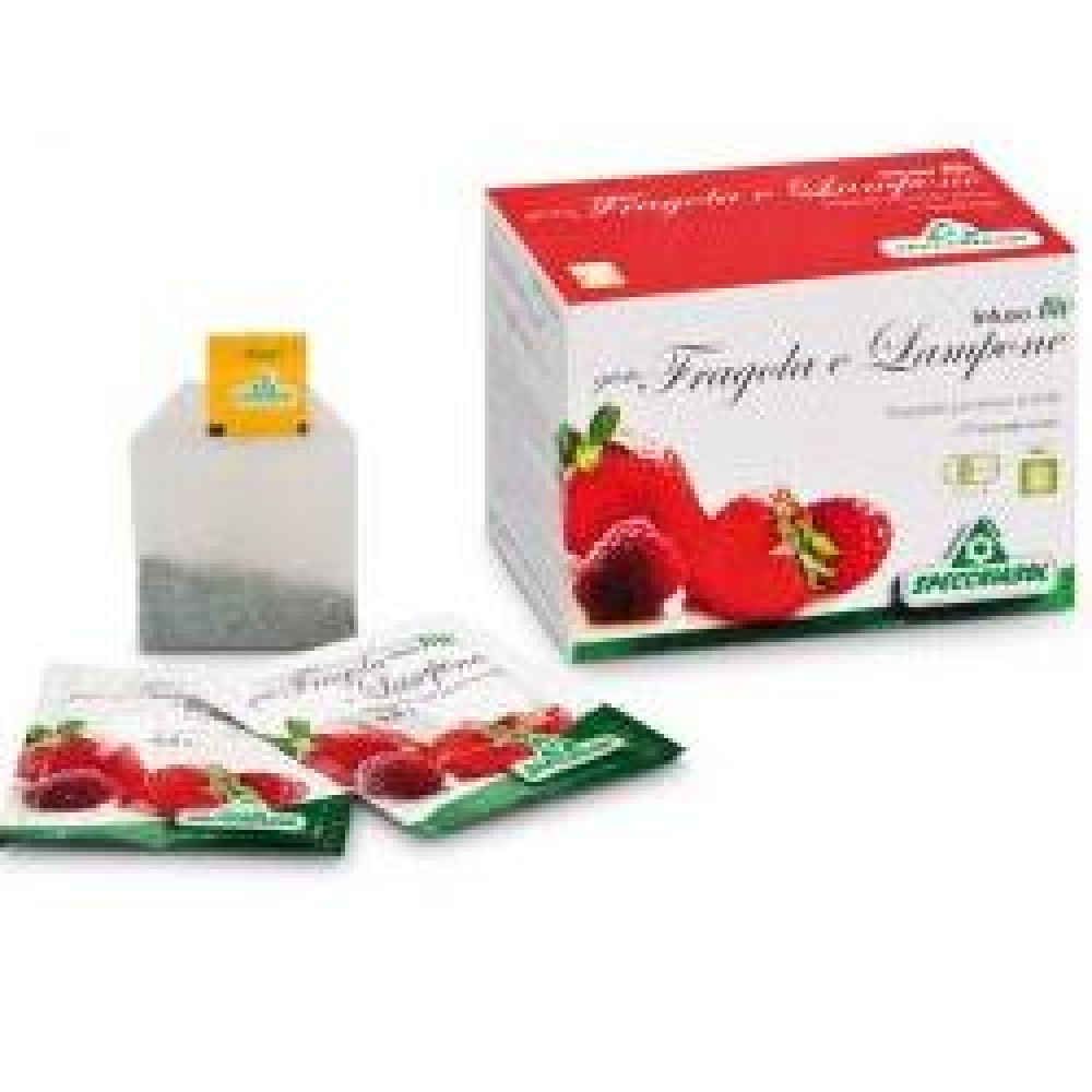 INFUSO FRAGOLA/LAMPONE 20 BUSTINE