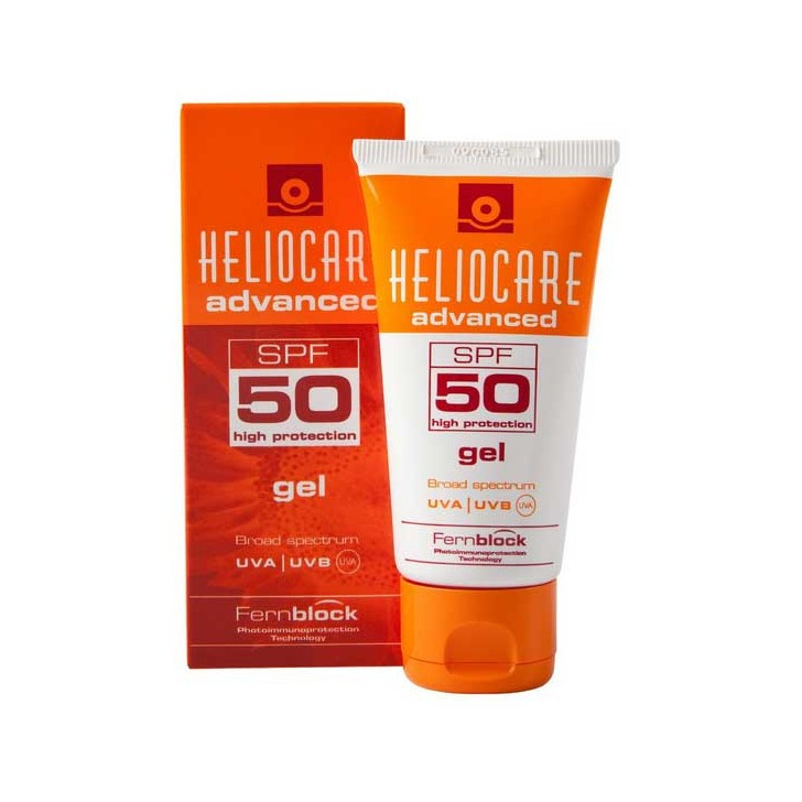 HELIOCARE GEL FP50 200ML