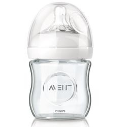 AVENT BIBERON NATURAL VETRO 120ML