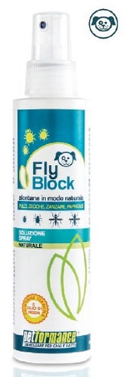 FLYBLOCK LOZIONE ANTIP CANE 150ML