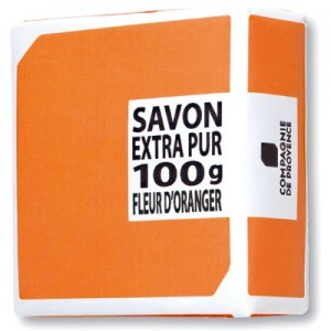 CDP SAVONE SOLIDE ORANGE 100G