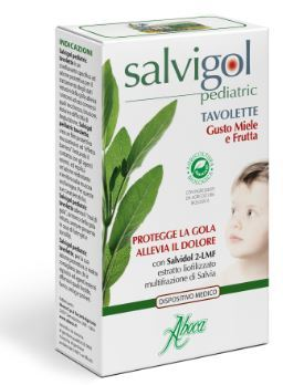 SALVIGOL BIO PEDIATRIC 30TAV