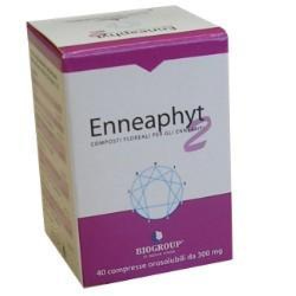 ENNEAPHYT 2 40 COMPRESSE OROSOLUBILE 300MG