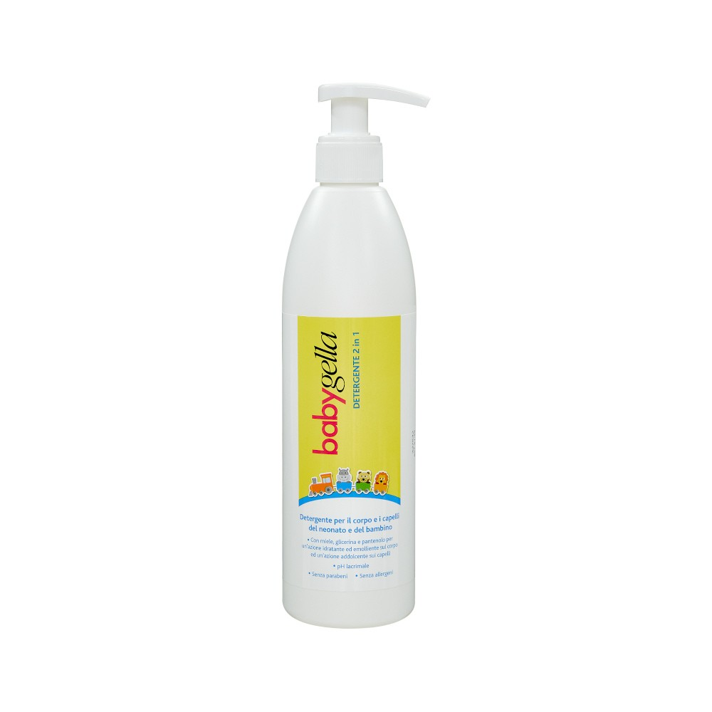 BABYGELLA DETERGENTE 2IN1 300ML