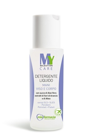 MY SELECTION DETERGENTE LIQUIDO 100ML