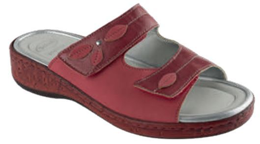 ROSCA SYNT SUE+SYNT PELLE D RED 36