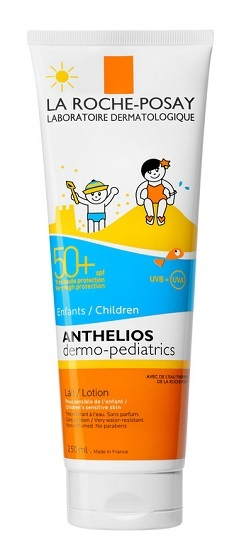 ANTHELIOS DERMO-PED LATTE250ML