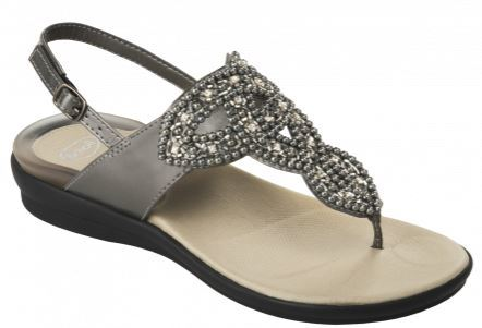 MARILLIE SYNT+BEA W PEWTER 38